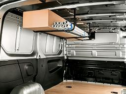 Accessoires voor interieur voor commerciële voertuigen