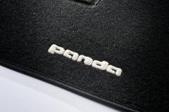Vloermatten Impervius met 3D-borduursel logo voertuig