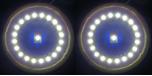 Set LED-lampen voor centrale plafondverlichting