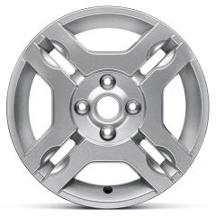 Lichtmetalen velg 5.5J x 14'' ET35 voor Fiat en Fiat Professional