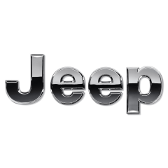 Sierelement Jeep voor Jeep