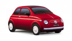 Autohoes voor gebruik binnen voor Fiat 500