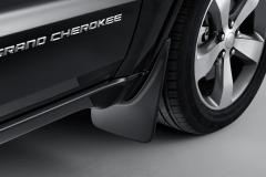 Geprofileerde voorspatlappen voor Jeep Grand Cherokee