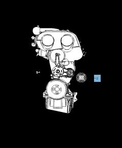 vaste riemspanner voor Jeep Compass/Patriot