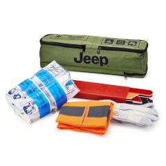 EHBO-set met gevarendriehoek voor Jeep Grand Cherokee