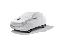 Autohoes voor gebruik binnen voor Fiat 500X
