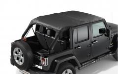 Sunbonnet voor hard top en soft top 4-deurs versie