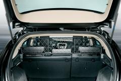 Scheidingsnet voor vervoer van dieren voor Lancia Delta