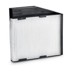Luchtfilter interieur met actieve koolstof voor Fiat en Fiat Professional