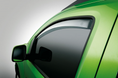 Luchtspoilers voor voorste zijruiten voor Fiat en Fiat Professional