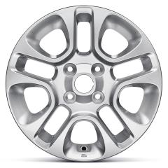 Lichtmetalen velg 5.5J x 14'' H2 ET35 voor Fiat en Fiat Professional