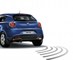 Anti-diefstalsysteem met volumetrisch alarm voor Alfa Romeo Mito