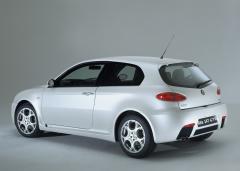 ACHTERBUMPER VOOR ALFA ROMEO 147 GTA