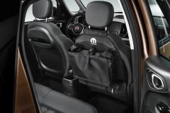 Opbergzak voor achterstoelen voor Fiat en Fiat Professional