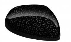 Set buitenspiegelkappen zwart met Technics-effect