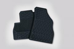 Rubberen matten voor Fiat Professional Fiorino