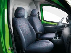 Hoezen voor voorstoelen voor Fiat en Fiat Professional