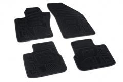 Vloermatten tapijt met gelaserde grafische elementen Tipo 5-deurs en Sw