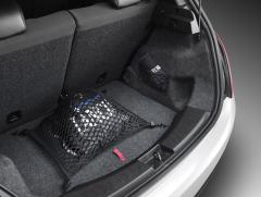 Net om voorwerpen vast te zetten voor kofferbak voor Lancia Ypsilon