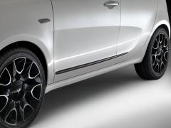Stootstrips zijbeschermingen voor Lancia Ypsilon