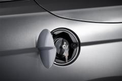 Tankdop met sleutel voor Lancia Flavia