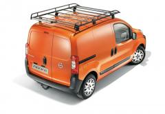 Uittrekbare trekhaak voor bus voor Fiat Professional Fiorino