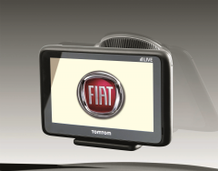 TomTom GO 1005 Fiat Edition Non Live voor Fiat