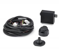 Elektrische bedrading voor trekhaak, 7-/13-polig voor Fiat en Fiat Professional Fiorino