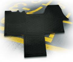 Rubberen matten voor Fiat Professional Ducato