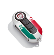 Set key covers Italy voor Fiat