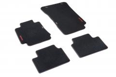 Vloermatten tapijt voor uitvoeringen 4X2