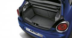 Halfharde bescherming voor kofferbak voor Alfa Romeo Mito