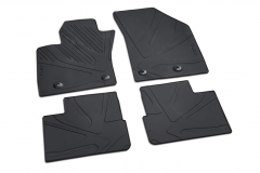 Rubberen vloermatten voor Tipo 5-deurs en Sw