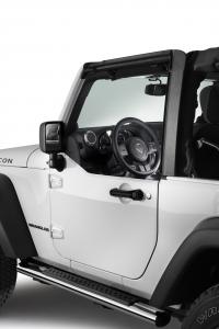 Halve voorportieren voor Jeep JK Wrangler