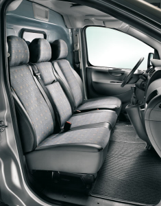 Beschermende hoes voor passagiersstoel voor Fiat Professional Scudo