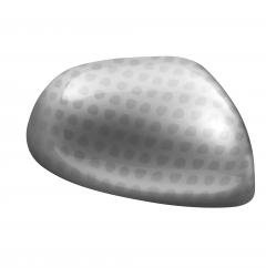 Set buitenspiegelkappen zilverkleur met Technics-effect