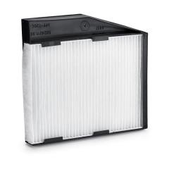 Lucht-deeltjesfilter interieur Polyphenol