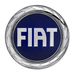 Sierelement Fiat voorzijde voor Fiat en Fiat Professional