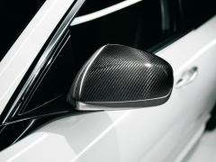 Spiegelkappen van koolstofvezel voor Alfa Romeo Giulietta