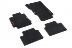 Vloermatten tapijt voor uitvoeringen 4X4