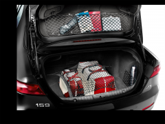 Net om voorwerpen vast te zetten voor zijkant kofferbak voor Alfa Romeo 159