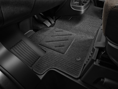 Vloermatten tapijt met logo Ducato